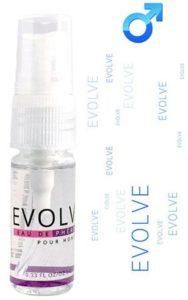 bottle of evolve XS