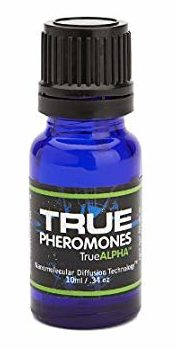 true alpha pheromones
