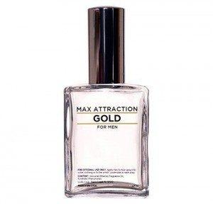 Max Attraction Gold Pheromones For Men