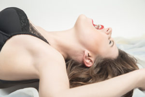 women in the throes of orgasm